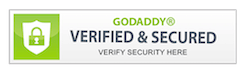 Verified and Secured by GoDaddy